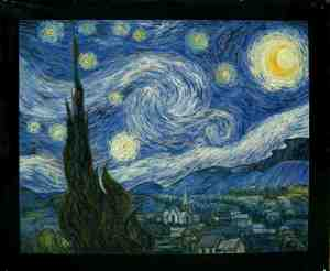 Van Gogh's Starry Night by Fabulous Masterpieces