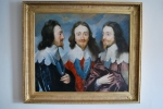 van Dyck - Charles I, King of England, from Three Angles by Fabulous Masterpieces