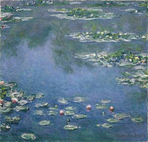 Claude Monet Nympheas