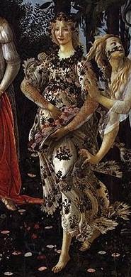Botticelli's Flora
