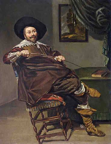 franz hals portrait of willem