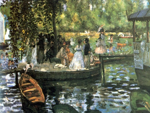Renoir La Grenouillere