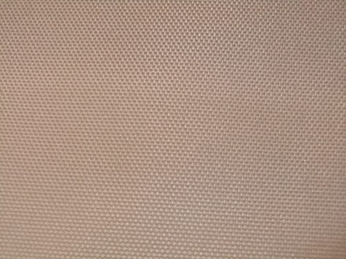 An Example of a Poor Quality Canvas used by Chinese Art Reproduction Companies