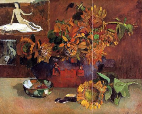 Gauguin's Nature morte à L'Espérance
