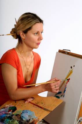 Commission a Portrait Artist