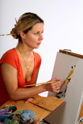 Commission a Portrait Artist