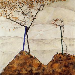 Schiele Paintings